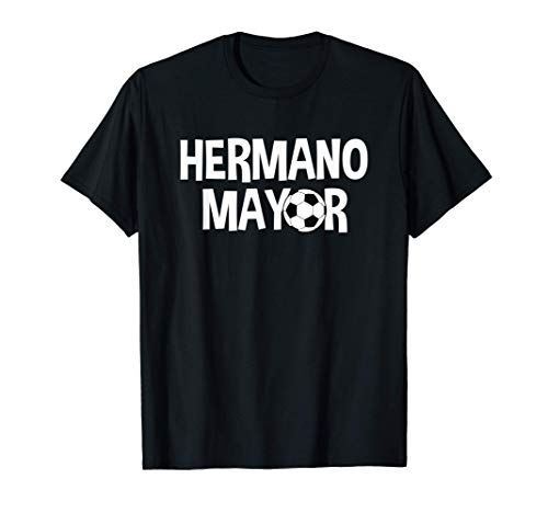 T-Shirt Hermano Mayor Fútbol Camiseta