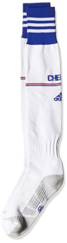 adidas CFC H Sock Medias, Hombre, Blanco/Azul/Rojo, 0