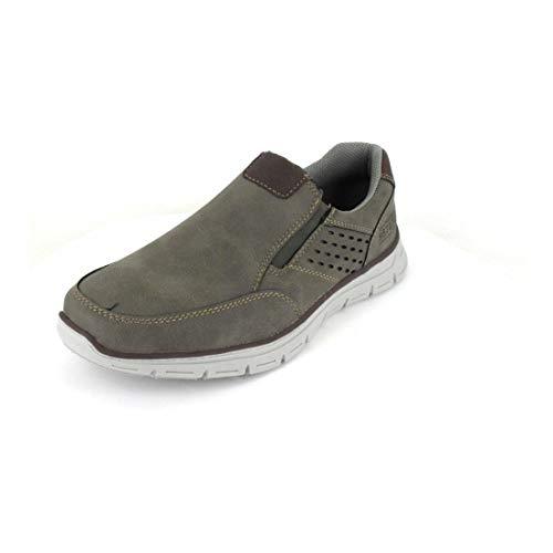 Supremo Slipper Größe 42, Farbe: mud