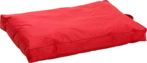Flamingo No Limit teflón Cojín para Perros Rojo 60cm