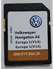 SD-kaart GPS Europa 2021 - Navigatie AS MIB2 - VW Discover Media 2 MIB2 - v14-5NA919866ZA