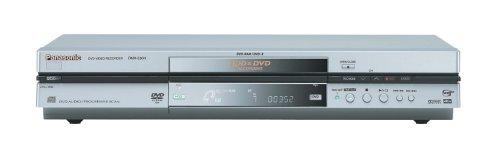 Panasonic DMR-E80H Progressive-Scan DVD Player/Recorder with Hard Drive , Silver