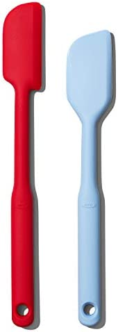 OXO Good Grips 2 Piece Silicone Spatula Set product image