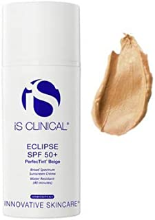 iS CLINICAL Eclipse SPF 50 Plus Perfectint Sunscreen, Beige, 3 oz.