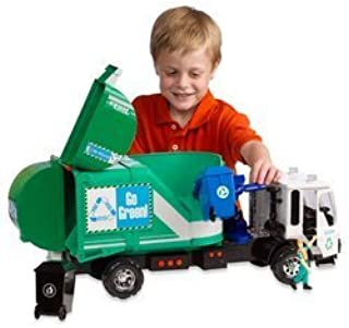 Best tonka titan garbage truck Reviews