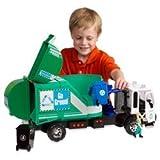 Funrise Tonka Titan Go Green Garbage Truck