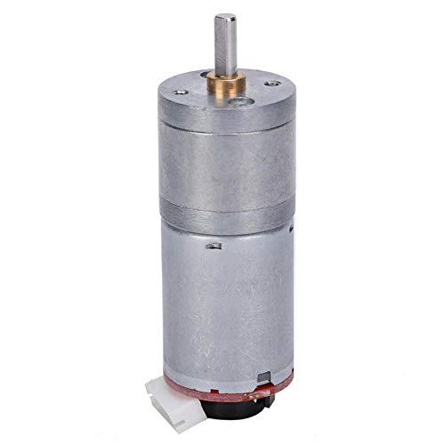 Motor de engranaje de 12 V CC GA25-370 giratorio con motor de...