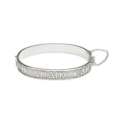 Biddy Murphy Soul Mate Bracelet Anam Cara Sterling Silver Hinged Made in Ireland