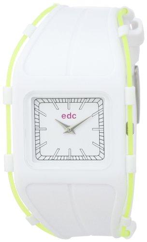 edc by Esprit Damen-Armbanduhr Analog Quarz EE100702003