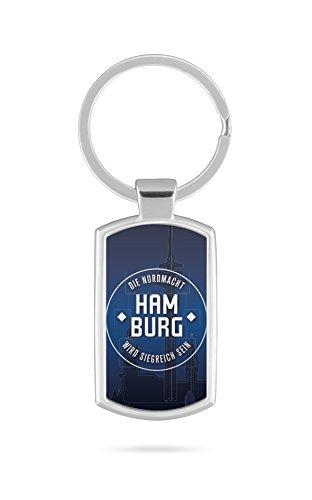Schlüsselanhänger mit Gravur Wunschtext Hamburg