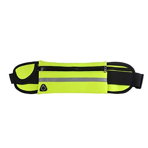 Moda Antifurto Marsupio Sportivo Running, Esercizio in Palestra Borsa a Tracolla per Cellulare Borsa da Corsa Sportiva per Samsung Galaxy Note8