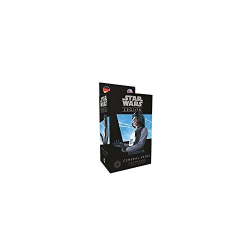 Asmodee FFGD4607 Star Wars: Legion-General Veers, Erweiterung