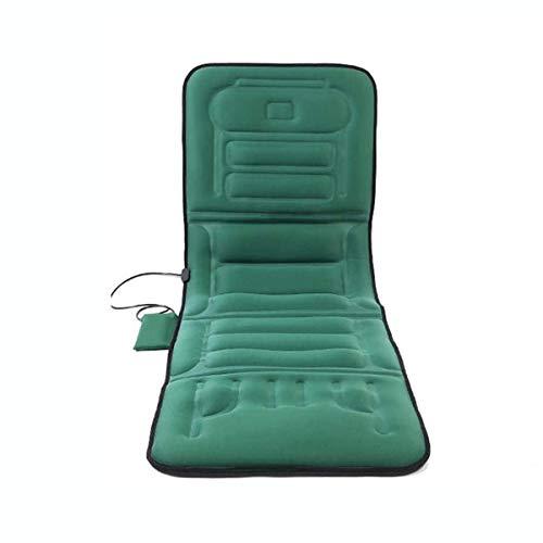 WPY Ganzkörpermassage-Matratze, Faltbare Massagematte Für Stühle, Mimic Human...