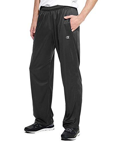 Champion Sweatpants Men's Big and Tall Active Powertrain Sweatpants for Men