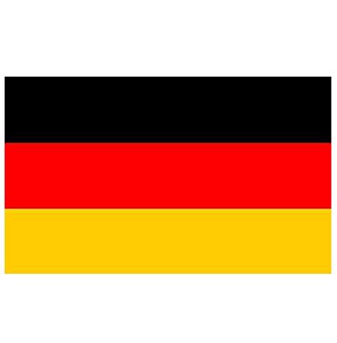 Flagge Deutschland 90 x 150 cm Fahne