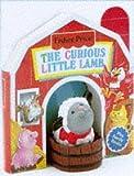 The Curious Little Lamb (Fisher-Price Mini Vinyl Pocket Play Books) (Play Family Books: Mini Vinyl Pocket Play Books)