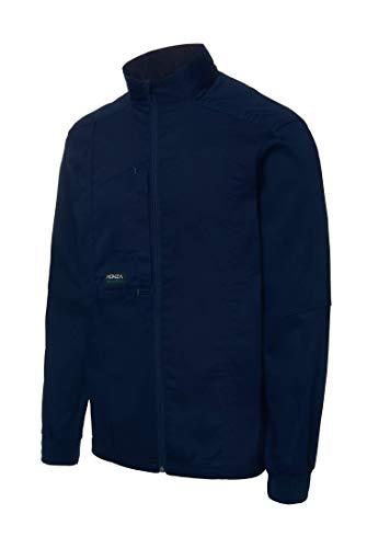 MONZA OBREROL Chaqueta de Hombre con Cierre de Cremallera Regular Fit Color Azul Noche Talla 56-58 - 1151P