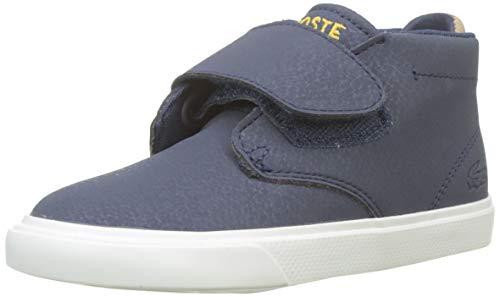 Lacoste Unisex-Kinder Esparre Chukka 319 1 Cui Sneaker, Blau (Navy/Offwhite J18), 27 EU