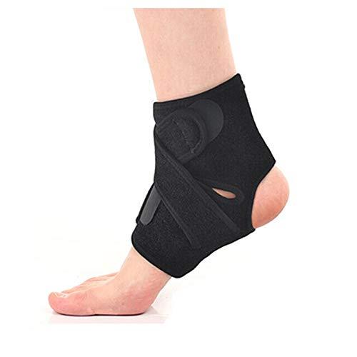 Totill Supporto Caviglia, Supporto Caviglia Regolabile Sportiva Elastica Tutore Fascia Piedino Traspirante Regolabile da Uomo e Donna, Ankle Support Brace per Distorsione della Caviglia Artrite Ceppo