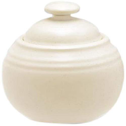 Noritake Colorvara Zuckerdose mit Deckel, 313 ml, Weiß