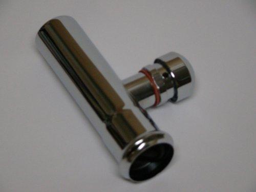Sifon Verlängerungsrohr mit Rohrbelüfter 32 x 125 mm
