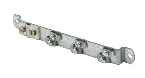 Kathrein ZES 11 Erdungs-Schiene für max. 6 Koaxkabel