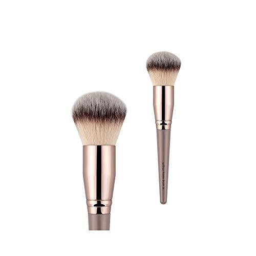 Brochas de Maquillaje Brochas Profesionales de Maquillaje Cepillo 1 PCS Fundación Polvo Corrector Contorno Blush Cepillo de Pelo Suave Cosmético Herramienta 0112-016C