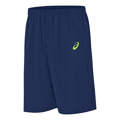 ASICS - Yoga-Shorts für Herren in Indigoblau, Größe 2X