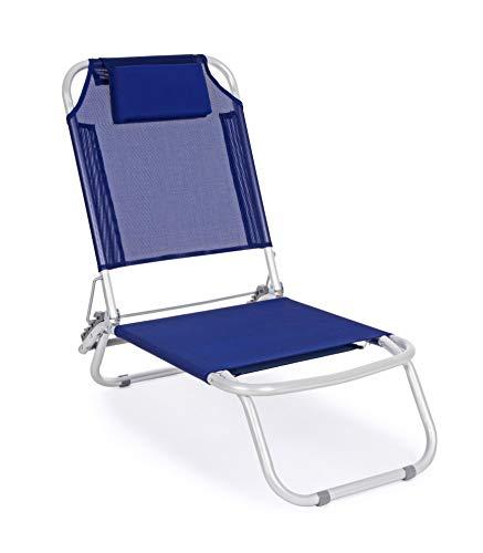 YES EVERYDAY Relax Ocean Shaggy Bleu