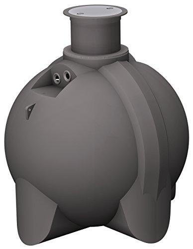 Regenwassertank Zisterne Erdtank 5100 Liter, Neuware, direkt vom Hersteller