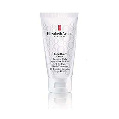 Elizabeth Arden Eight Hour Cream Intensive Daily Face Cream Moisturizer SPF15, 50 ml from Elizabeth Arden