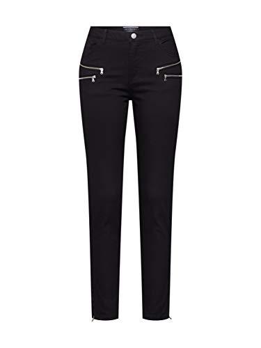 Freequent Damen AIDA-PA-7/8 Hosen, Schwarz (Black 1000), W29 (Herstellergröße: M)