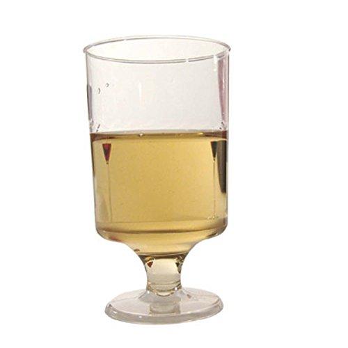 RHP wegwerpwijnglas, polystyreen-kunststof, 160 ml