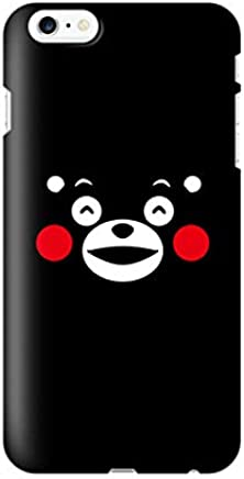 iPhone6 6s スマホケース くまモン オリジナル ハードケース アイフォン 【MobileHausくまモンk2】光沢