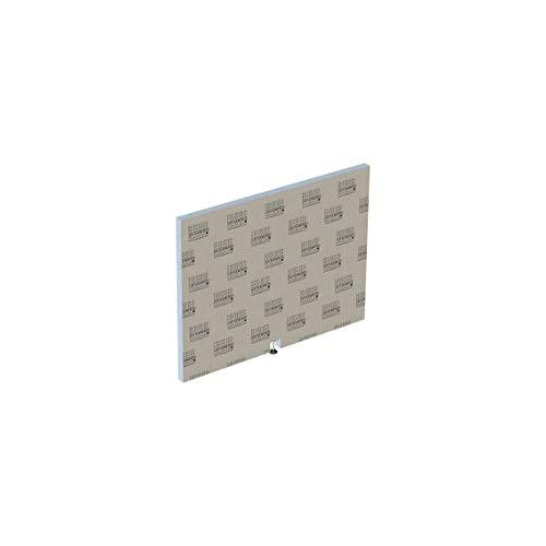 LUX ELEMENTS Badewannenverkleidung Kopfseite Fertig zum Verfliesen, 90 x 60 cm, TOP-TRS 900 S LTOPE1055, Grau, 90 cm