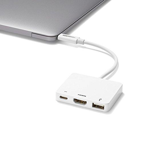 31E72tBcqGL-Amazonベーシックの「USB 3.1 タイプC  HDMIマルチポートアダプター」を購入したのでレビュー!