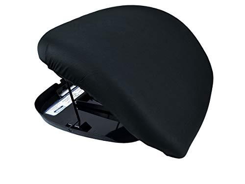 Aufstehhilfe UPLIFT Sitzhilfe transportabel 35-105 kg schwarz