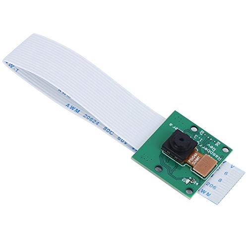 Módulo de cámara Componentes de control industrial Aislamiento 5 millones de píxeles Cable flexible de 15 cm para fotografía a intervalos