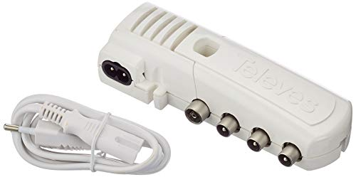 Televes 552840 AMP.VIV. 2S+TV