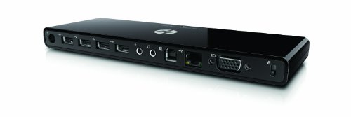 HP USB Media Port Replicator