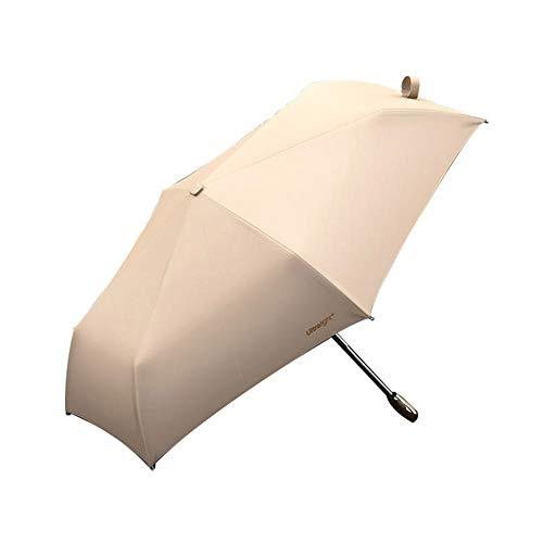 RUIXIANG Ultralight paraplu creatieve automatische zon paraplu regen vrouwen Anti UV parasol vouwen duidelijke paraplu's eenvoudig ontwerp