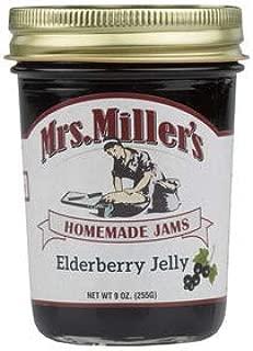 Mrs. Miller's Homemade Elderberry Jelly (12-9 Oz. Jars)