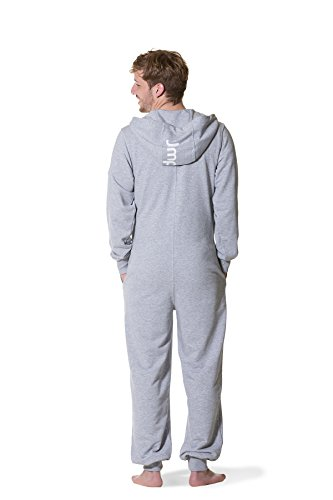 Jumpster Jumpsuit LEISURE GRAY Regular Fit - 2