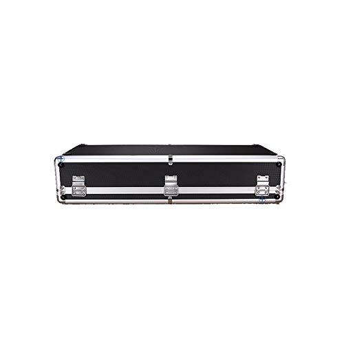 YFB 700 * 270 * 150mm Aluminium Werkzeugkoffer Schlagfeste Sicherheitskoffer Ausstattung Kameratasche Mit 2 Zahlenschloss