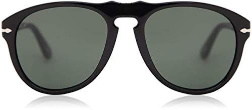 Persol Occhiali da sole PO 0649 BLACK/GREY GREEN unisex