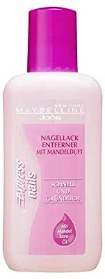 Maybelline Jade Nagellackentferner Aceton