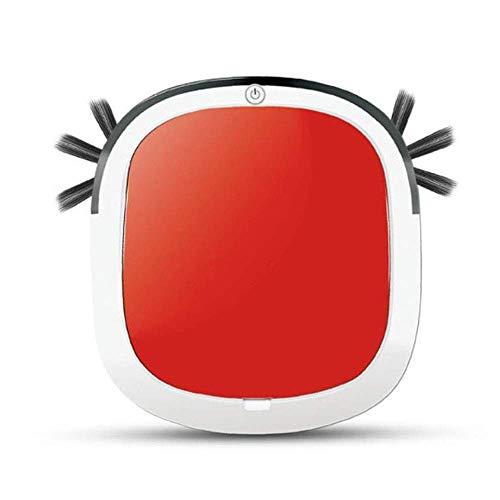ALYHYB Robot spazzare Completamente Automatico, mobilia carico Intelligente spazzare Robot, spazzamento e trascinando Tre in Uno (Colore: Rosso) (Colore: Bianco) huangcui (Color : Red)