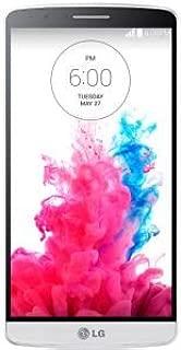 LG G3 D855-16GB, 4G LTE, Silk White