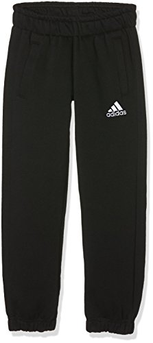adidas Kinder Sporthose Lang Coref swt pants y Sweathose, Black/White, 152