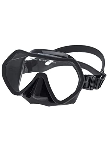 Riffe Frameless Mask for Freediving and Spearfishing
